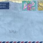 Asia 1985 Envelope-09 KL2