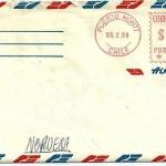 SA 1987-88 Envelope-08 Puerto Montt