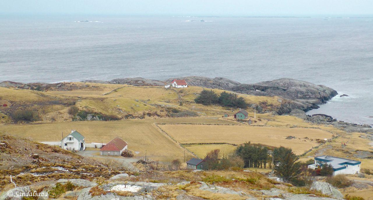 Norway - Jæren - The Vigdelneset hike