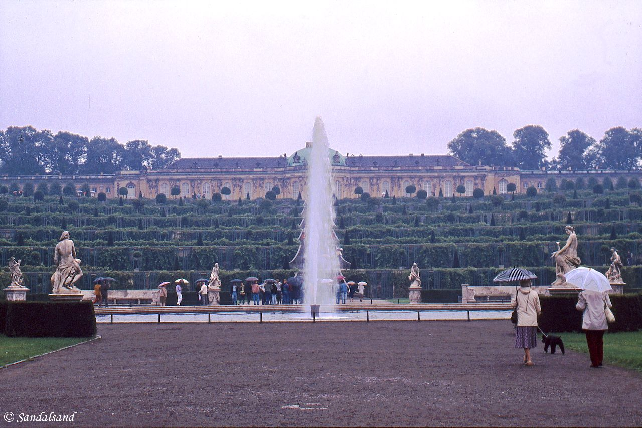 World Heritage #0532 – Palaces and Parks of Potsdam and Berlin