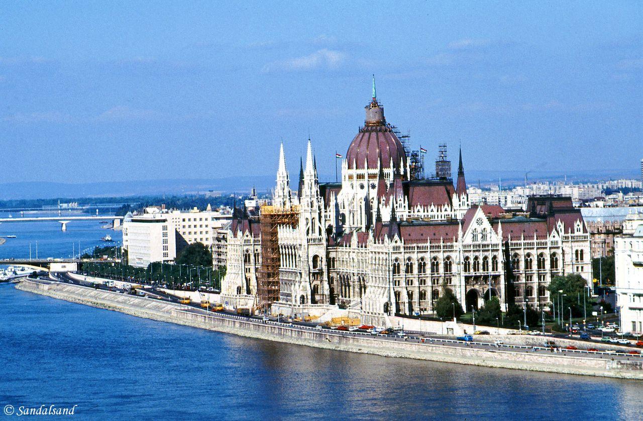 World Heritage #0400 – Budapest