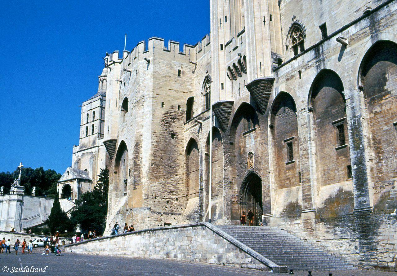 World Heritage #0228 – Historic Centre of Avignon