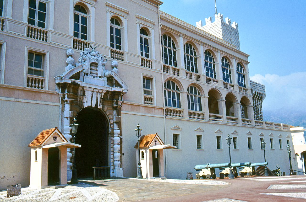 InterRail West (6) Day trip to Monaco