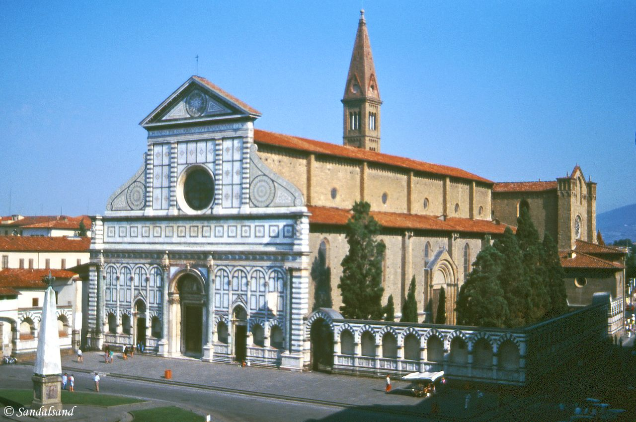 World Heritage #0174 – Historic Centre of Florence