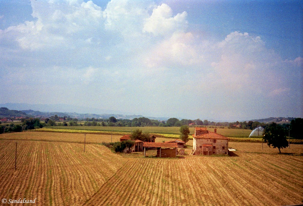 World Heritage #1026 – Val d'Orcia