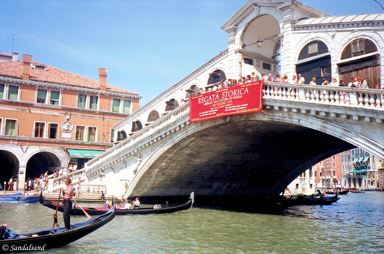World Heritage #0394 – Venice and its Lagoon