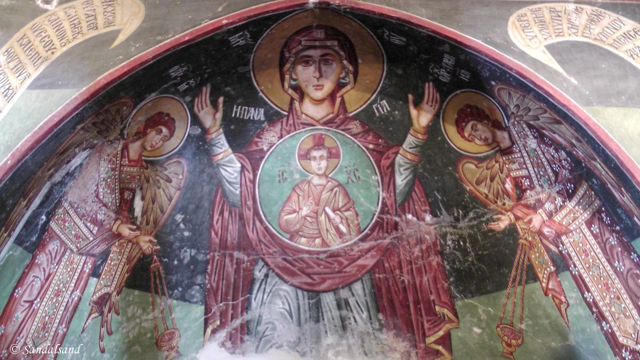 World Heritage #0351 – Painted Churches in the Troodos Region