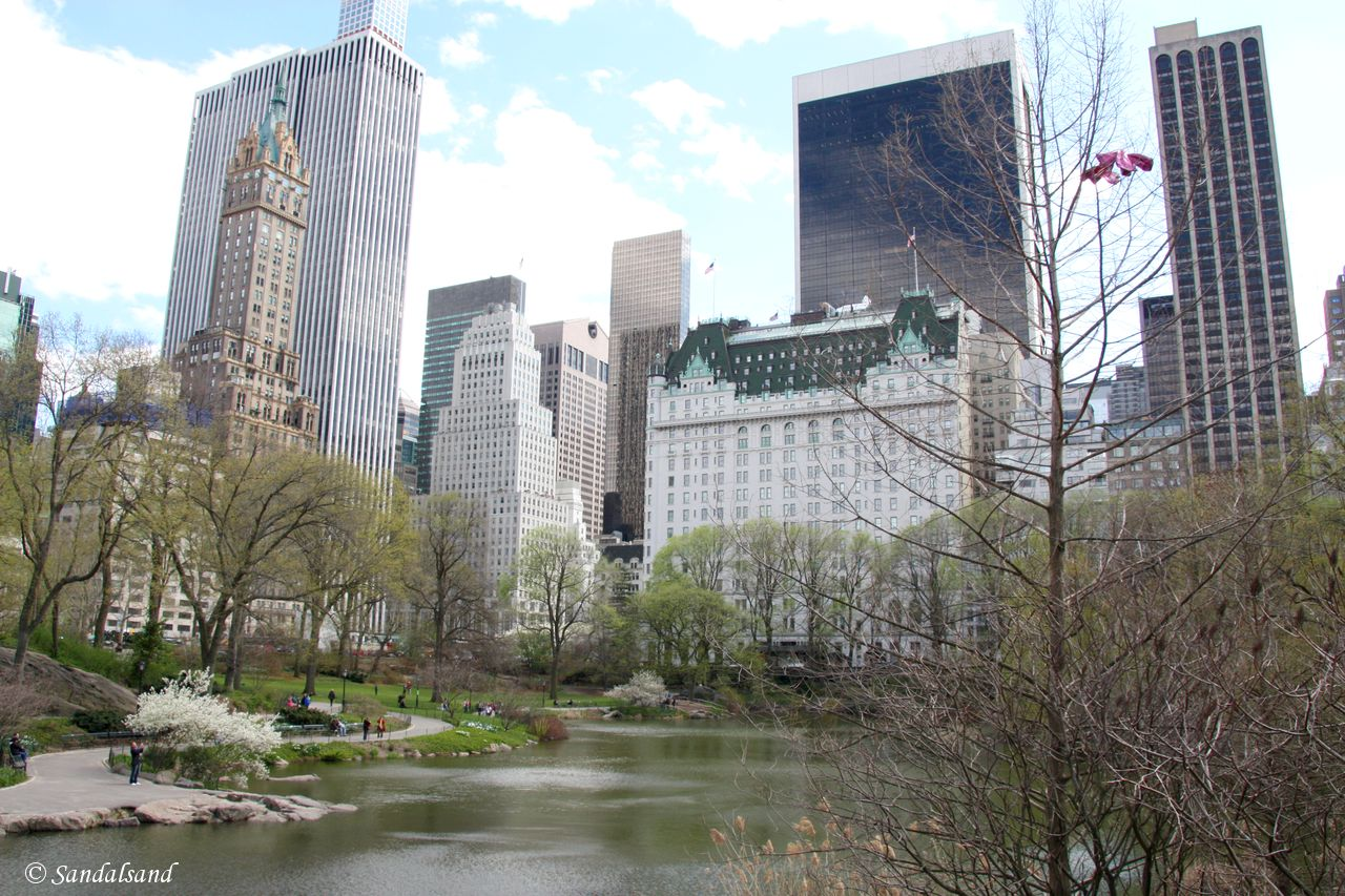 There is only one Central Park