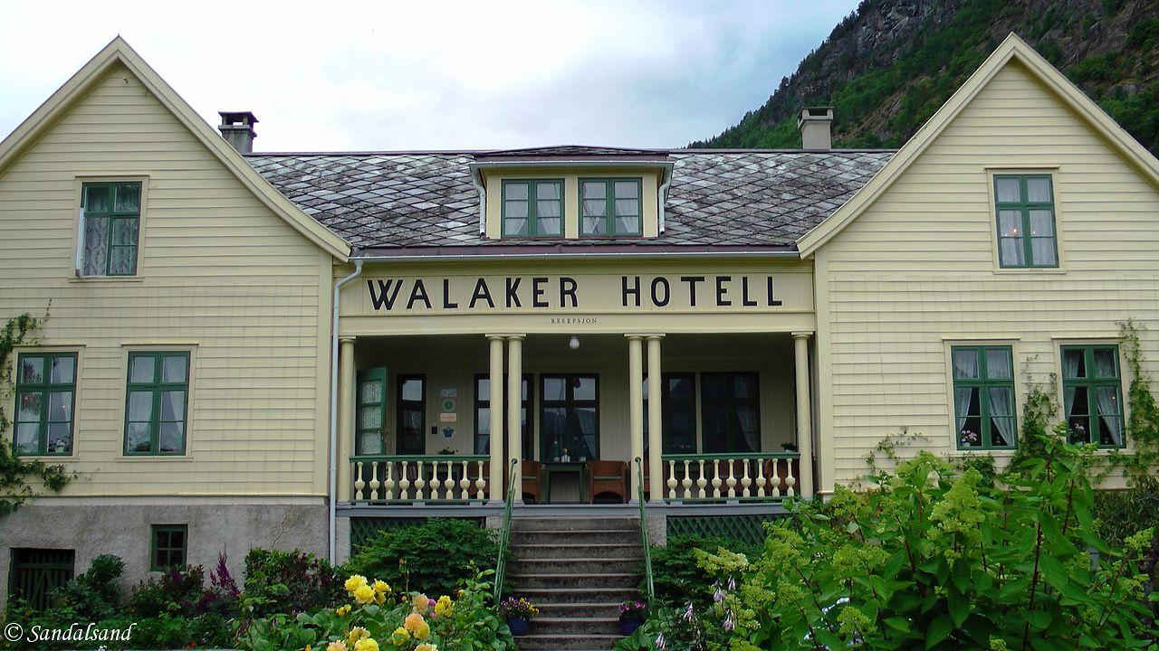 9 Norwegian hotels with distinctive character