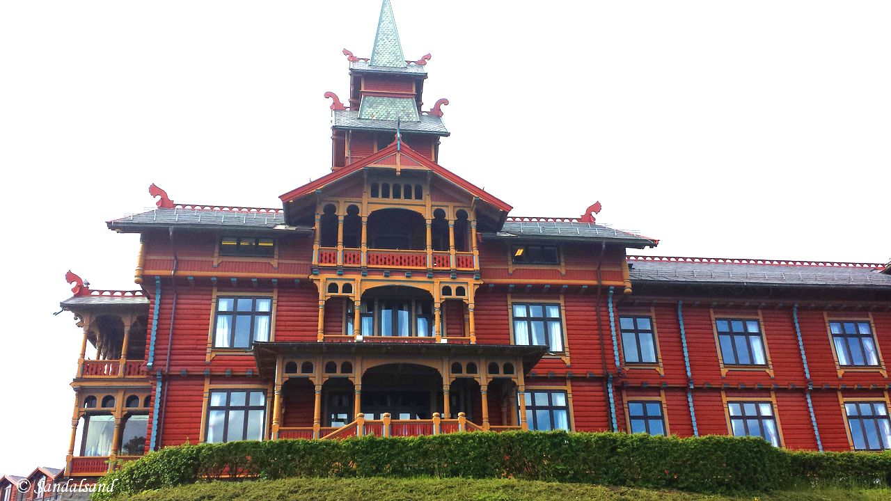 8 Norwegian hotels with distinctive character
