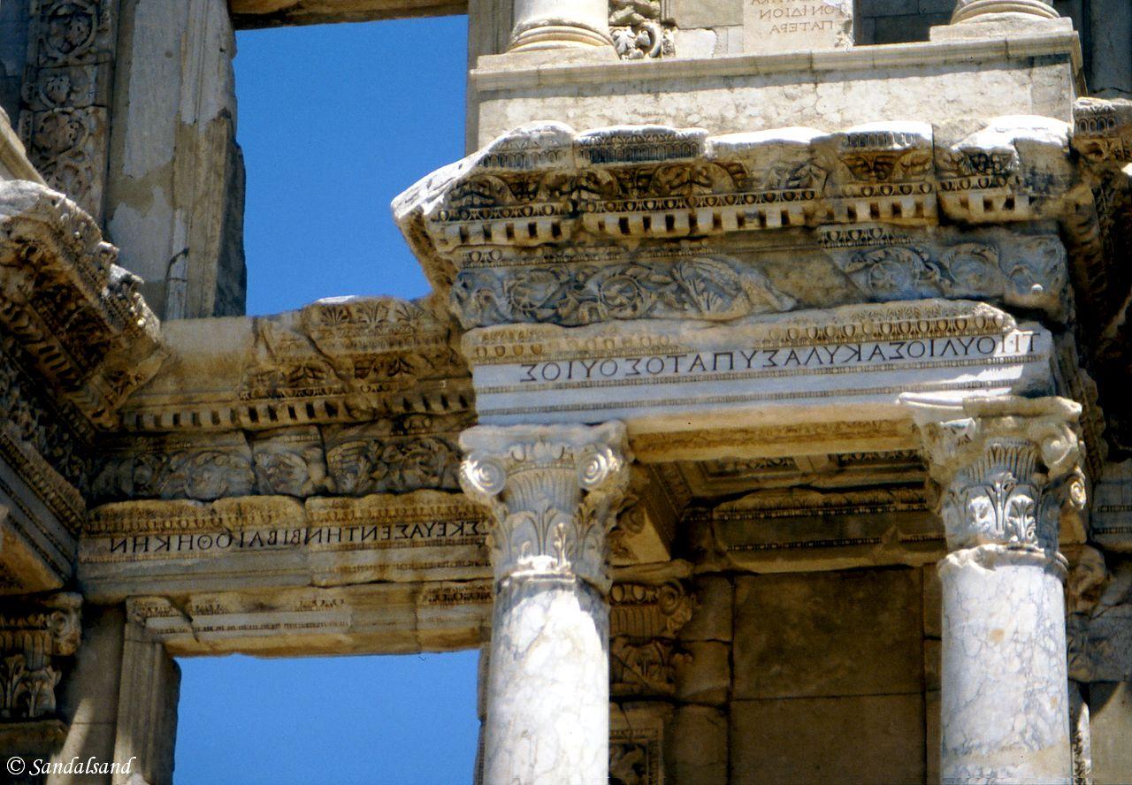 World Heritage #1018 – Ephesus
