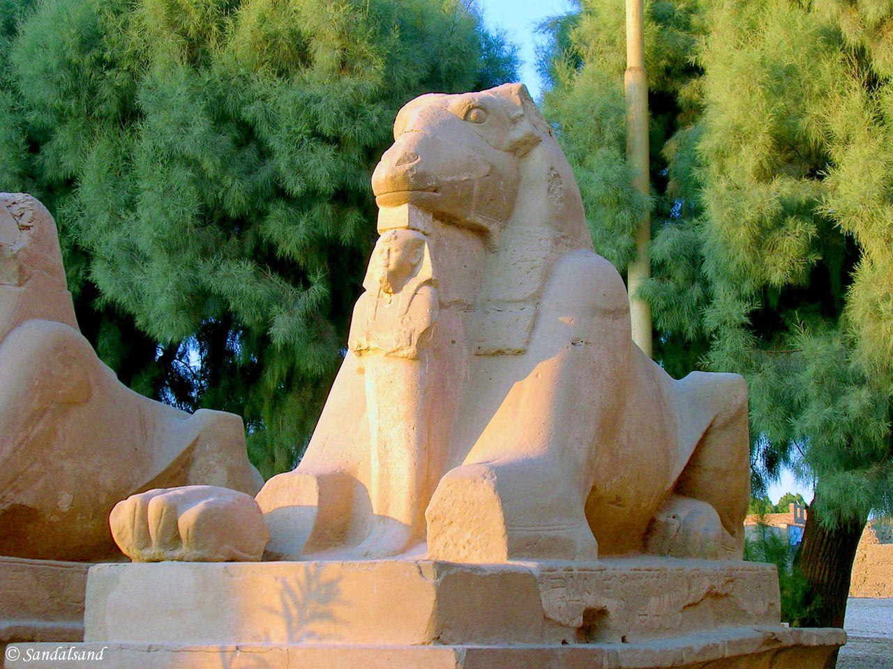 VIDEO – Egypt – The Nile (6) Karnak