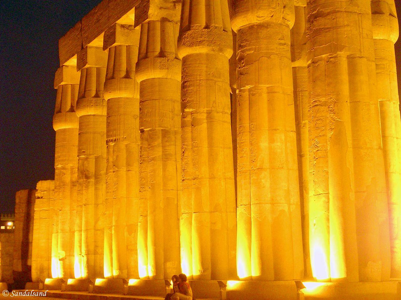 VIDEO – Egypt – The Nile (7) Luxor Temple