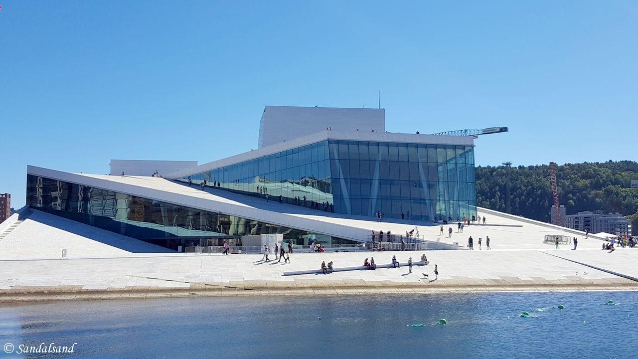 Oslo - Operaen