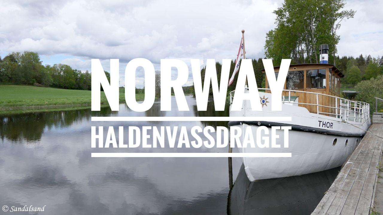 VIDEO – Norway – Haldenvassdraget