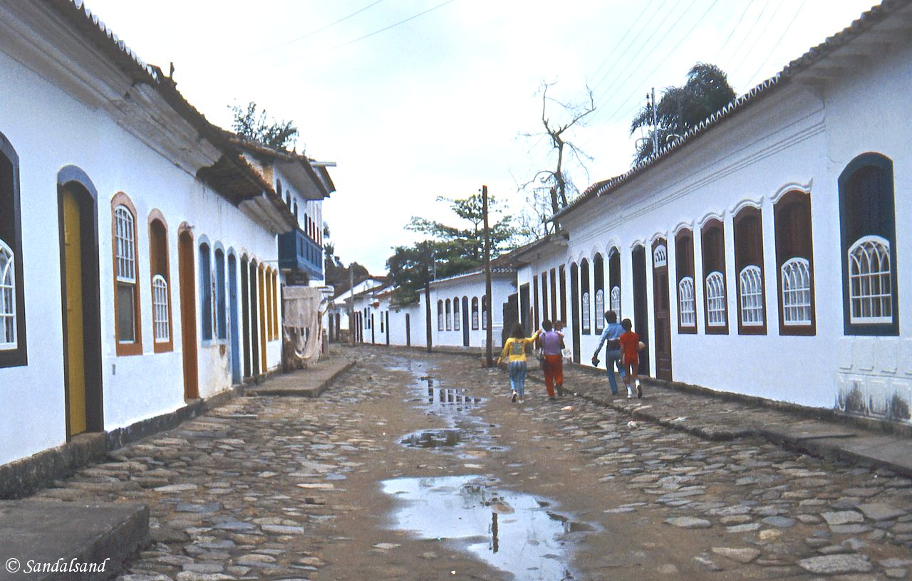 World Heritage #1308 – Paraty and Ilha Grande – Culture and Biodiversity