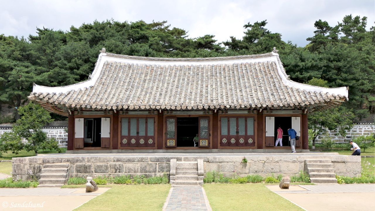 World Heritage #1278 – Historic Monuments and Sites in Kaesong