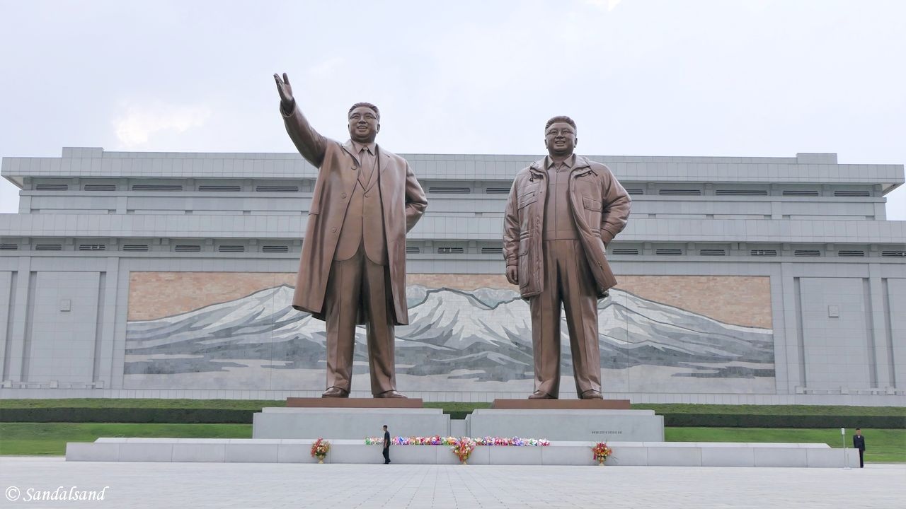 How to become one of a thousand Western visitors to North Korea, and why?