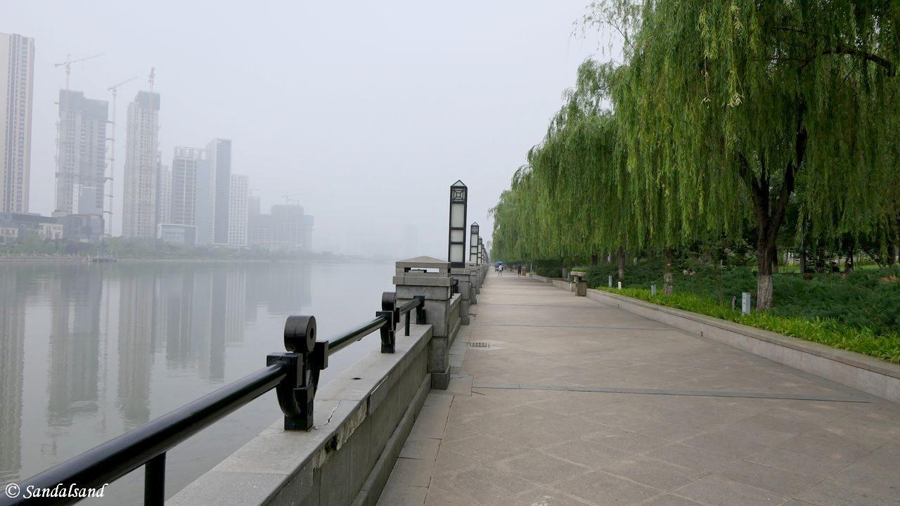 China - Beijing - Grand Canal - Beijing Tongzhou Canal Park