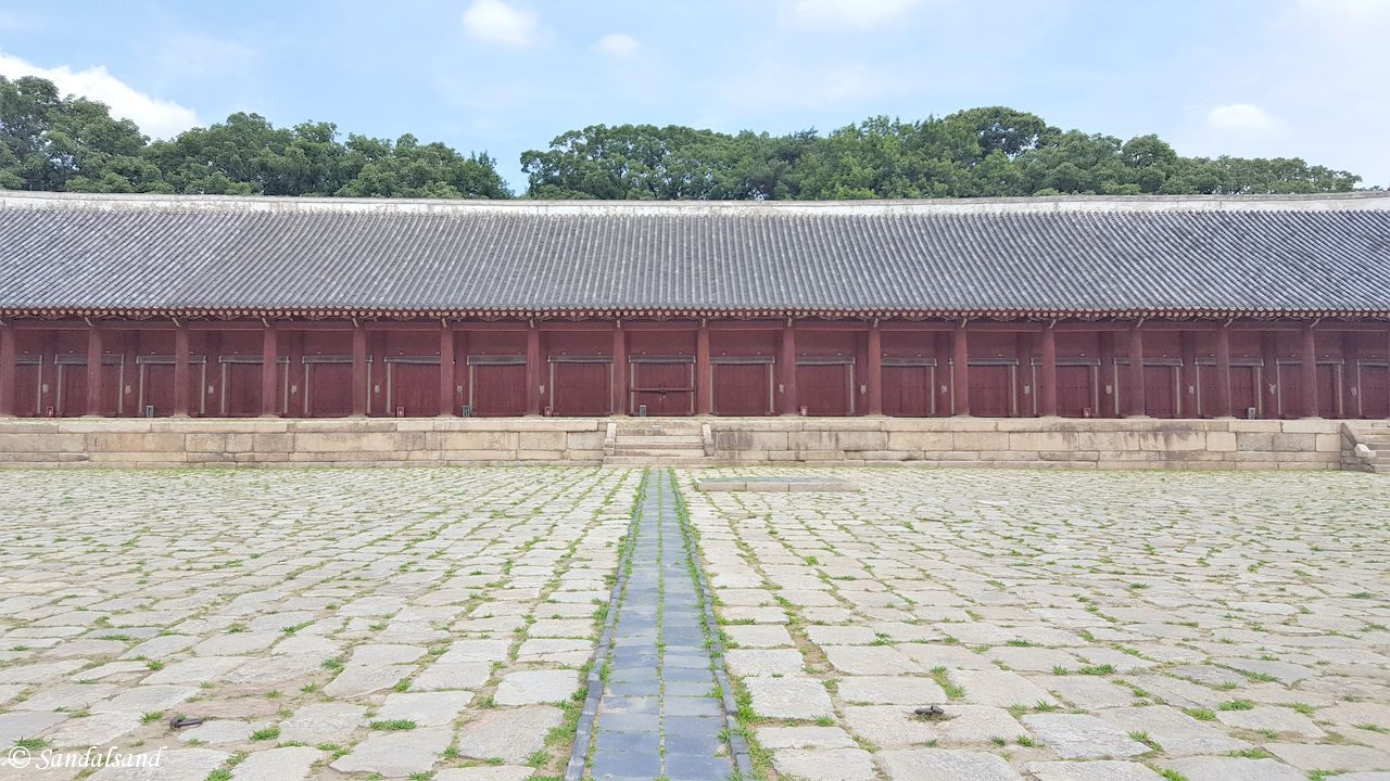 World Heritage #0738 – Jongmyo Shrine