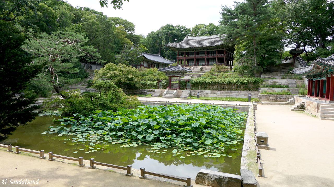 World Heritage #0816 – Changdeokgung Palace Complex