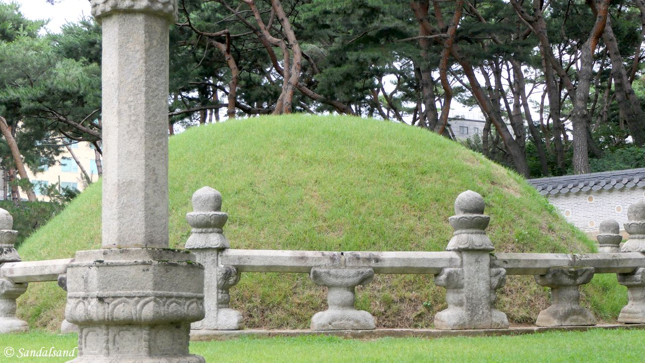 World Heritage #1319 – Royal Tombs of the Joseon Dynasty