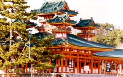 Kyoto – A look into a splendid past and harmonious places to rest