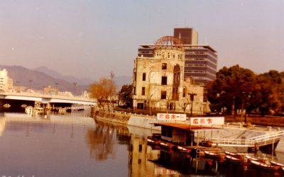 Hiroshima and a terrible past