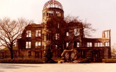 World Heritage #0775 – Hiroshima Peace Memorial (Genbaku Dome)
