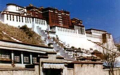 World Heritage #0707 – The Potala Palace, Lhasa