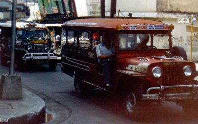 The Philippines, Manila – Lesson learned, follow the rumours