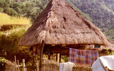 Small villages, wonderful scenery and magnificent rice terraces in the northern Philippines