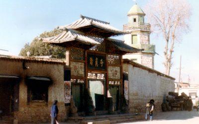 Religious Buildings (3) Muslim places of worship