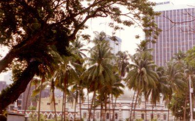 Malaysia – A stopover en route north