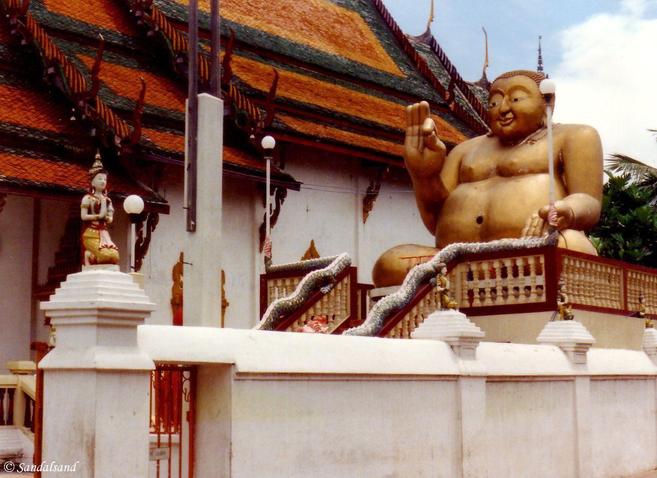 Thailand - Chiang Rai - Buddhist temple