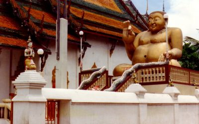 Religious Buildings (4) Buddhist places of worship