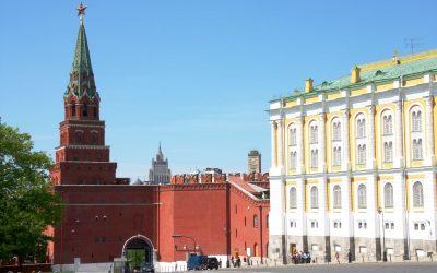 Trans-Siberian Railway (4) Moscow (3)