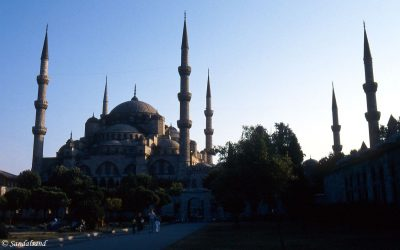 World Heritage #0356 – Historic Areas of Istanbul