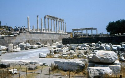 World Heritage #1457 – Pergamon and its Multi-Layered Cultural Landscape