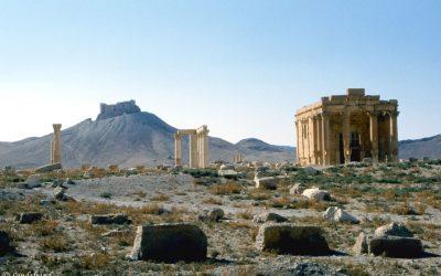 World Heritage #0023 – Site of Palmyra