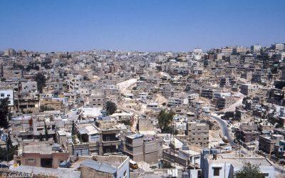 Jordan's capital, Petra and the Dead Sea