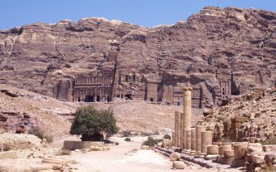 World Heritage #0326 – Petra