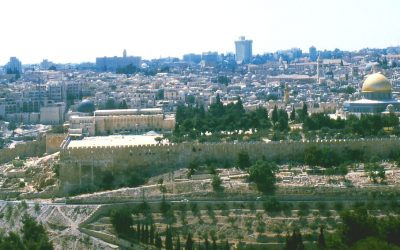 A dive into ancient history in Israel and Palestine