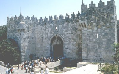 World Heritage #0148 – Old City of Jerusalem and its Walls