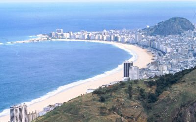 A departure and then the first adventurous and dramatic days in Rio de Janeiro