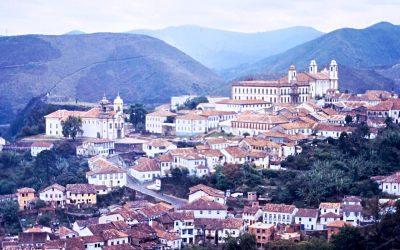 Ouro Preto – The centre of the 18th century gold rush