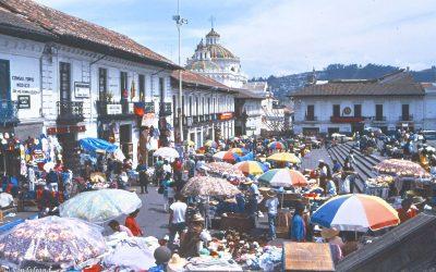 World Heritage #0002 – City of Quito