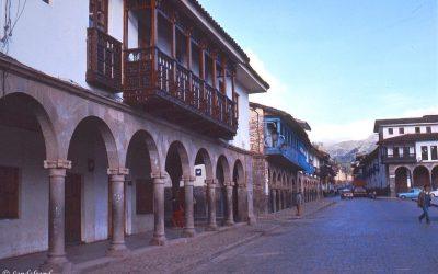 World Heritage #0273 – City of Cuzco