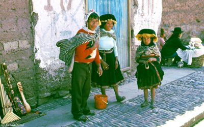 Cuzco and other Inca towns in southern Peru
