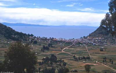 The Road to Bolivia from the north